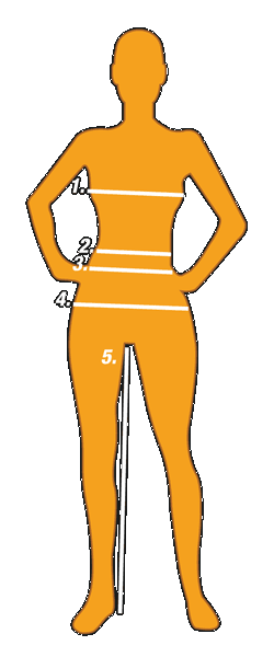 Female size chart