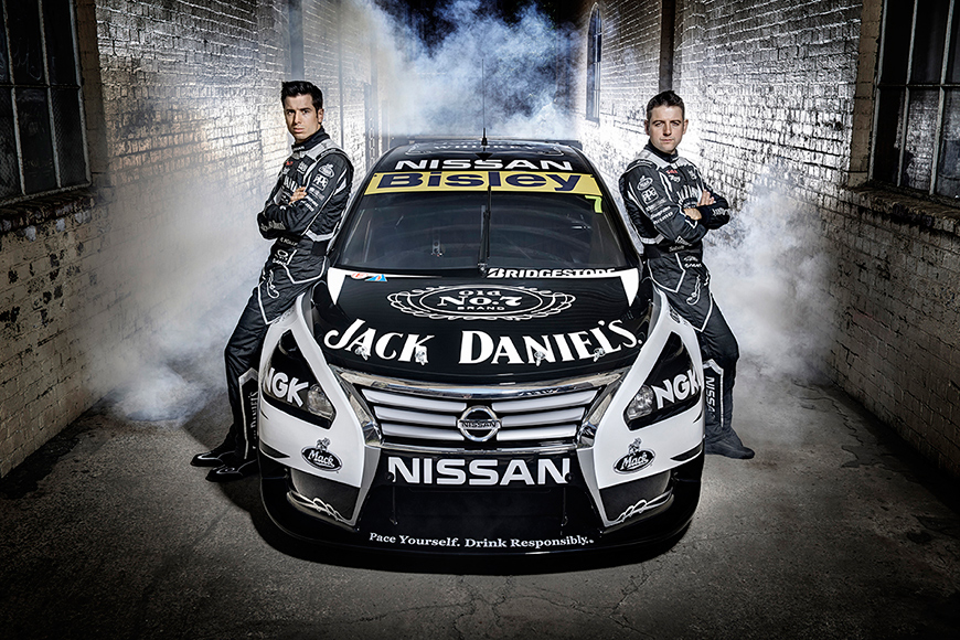 Bisley Workwear and Kelly Racing, V8 Supercar Series, Nissan Motorsport